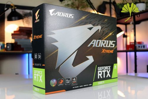 Aorus GeForce RTX 2080 Ti Xtreme 11G, le test complet