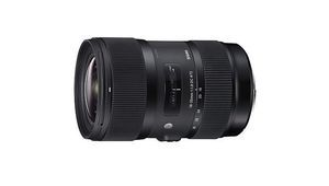 Black Friday - Sigma 18-35 mm f/1,8 ART à 599 €