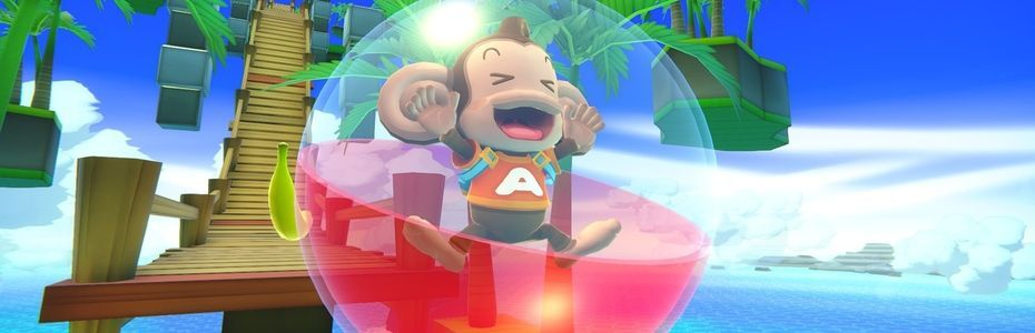 Tabegoro Super Monkey Ball est un remake de Super Monkey Ball:  Banana Blitz