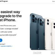 L'iPhone Upgrade Program d'Apple attire du monde