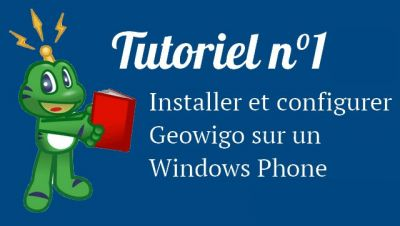 Le géocaching sur Windows Phone c'est possible !