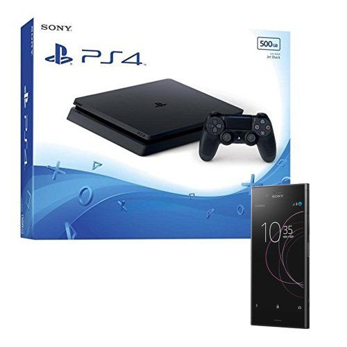 🔥 Black Friday:  le pack Sony Xperia XZ1 + Playstation 4 Slim +1 an d'Amazon Music pour 499 euros