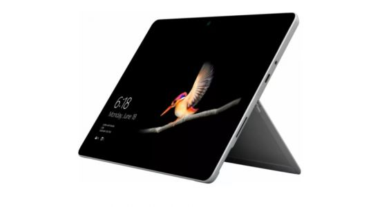 🔥 Black Friday:  la Microsoft Surface Go passe de 449 euros à 379 euros