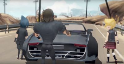 Final Fantasy XV Pocket Edition:  une version mignonne pour Android, iOS et Windows 10 Mobile