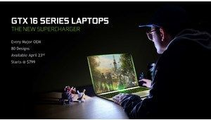 GeForce GTX 16 mobile : pour des laptops gaming à partir de 800 €