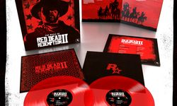 Red Dead Redemption 2:  une version vinyle collector de l'Original Soundtrack annoncée. et déjà sold out