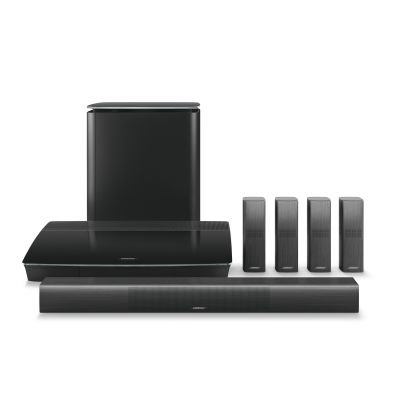Bose LifeStyle 650, un ensemble home-cinema multiroom super compact