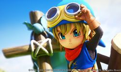 Dragon Quest Builders:  une démo disponible MAINTENANT sur l'eShop