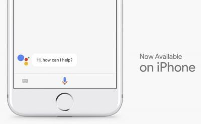 Google pourrait porter son assistant vocal sur l'iPhone