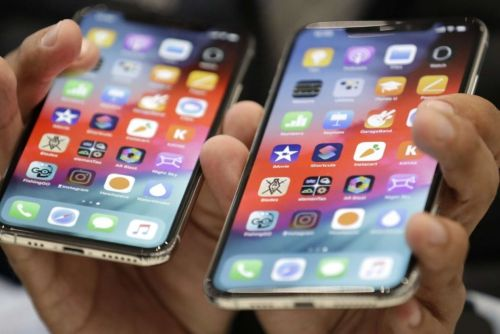 Autonomie en navigation:  l'iPhone Xs et Xs Max derrière l'iPhone X