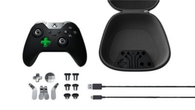 Xbox One Elite:  la manette pour gamers exigeants à 115 euros