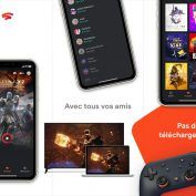 L'application Google Stadia est disponible sur iPhone