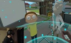 LET'S PLAY VR - Rick and Morty: Virtual Rick-ality - Un gros délire en réalité virtuelle