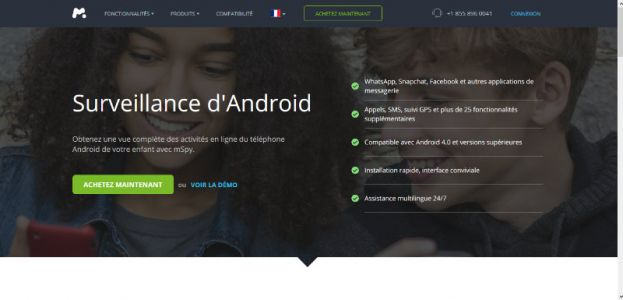 Application espionne Android gratuite ou payante:  comment faire son choix ?