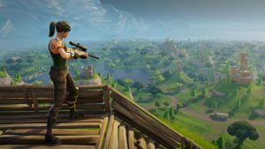 Fortnite Battle Royale sur iOS et Android, en version crossplay s'il vous plaît !