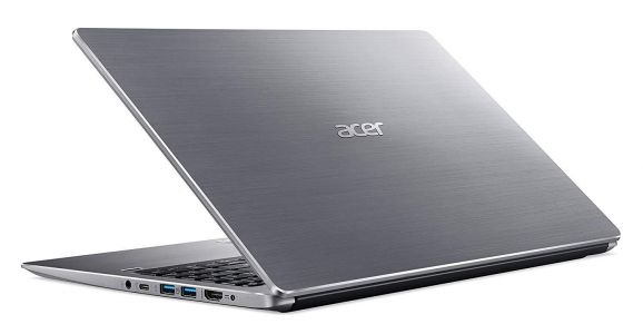 Black Friday - Le PC portable Acer Swift 3 à 594,99 €