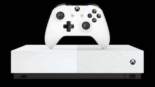 La XBOX One S All-Digital enfin annoncée !