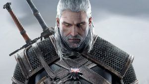 Geralt de Riv le sorceleur de The Witcher arrive dans Soulcalibur 6