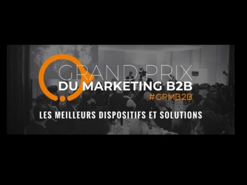 Grand prix du marketing B2B:  les 12 lauréats de l'édition 2018