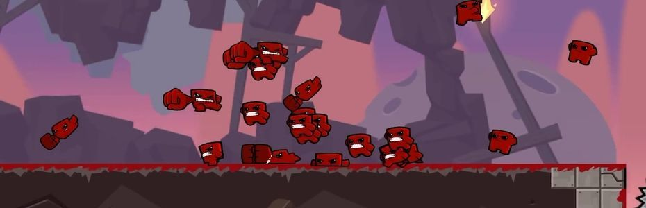 Super Meat Boy Forever sortira partout en avril 2019