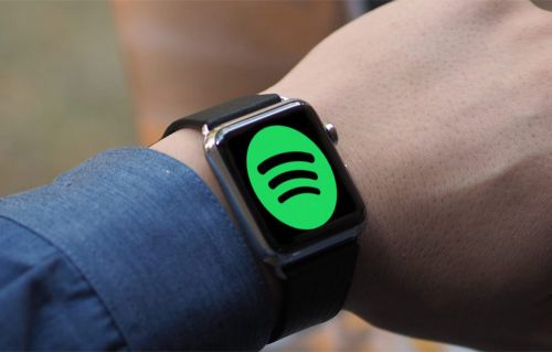 L'application Spotify pour Apple Watch est disponible en version finale