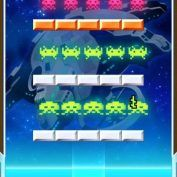 Arkanoid vs Space Invaders:  Square Enix sort le mashup-arcade ultime sur iOS