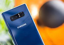 Android Oreo arrive sur le Galaxy Note 8