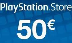 BON PLAN - PlayStation Store:  la carte PSN de 50 € à 39,99 €