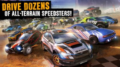 Preview:  Asphalt Xtreme, Gameloft sort des sentiers battus