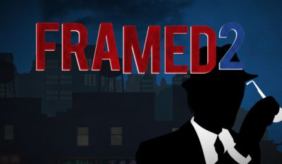 App Store:  l'excellent FRAMED 2 disponible sur iPhone et iPad