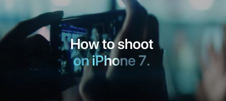 Apple vous apprend à photographier avec l'iPhone 7