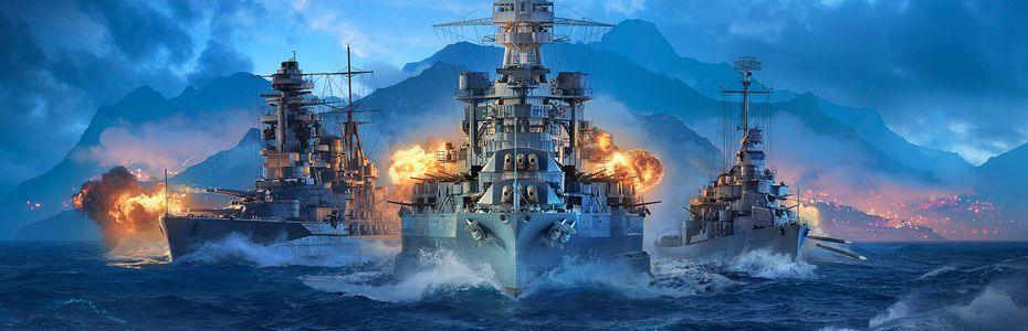 Wargaming replonge dans la guerre sur consoles avec World of Warships:  Legends