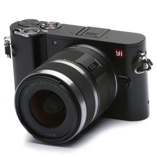 🔥 Black Friday:  Yi M1, l'appareil photo hybride chinois à seulement 255 euros sur Amazon France