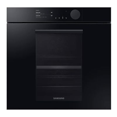 Test Four encastrable Dual Cook Steam NV75T8879RK:  double cavité et fonctions vapeurs au menu