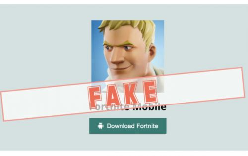 Fortnite:  alerte aux virus !