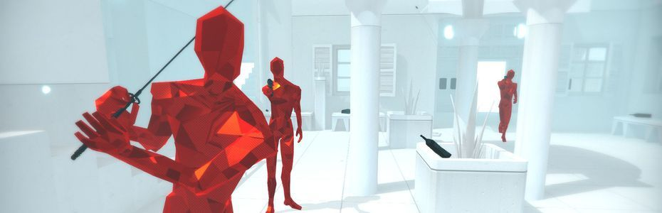 Une extension de SUPERHOT sort demain sur Steam