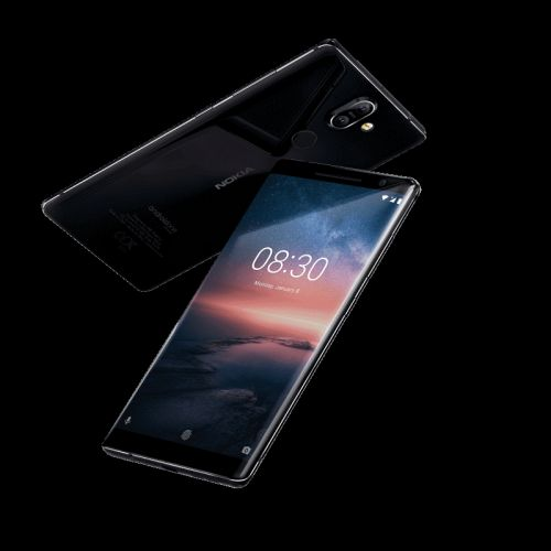 A Vendre:  Smartphone Nokia 8 Sirocco comme neuf