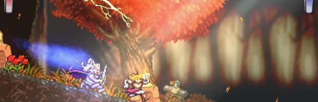 Preview / speed dating - Battle Princess Madelyn s'en va-t-en guerre