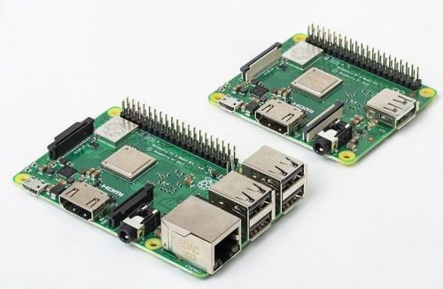 Raspberry Pi 3 A+:  Une version plus compacte à 25$