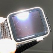 Un Canadien poursuit Apple au sujet de rayures sur son Apple Watch