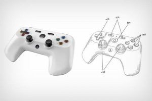 La manette de Cloud gaming de Google enfin dévoilée au grand public ?