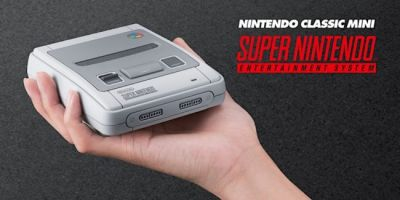 Surprise ! Nintendo officialise la Super Nintendo Classic Mini et sa liste de jeux