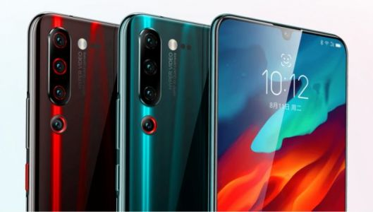 Z6 Pro:  Lenovo officialise son smartphone à quadruple appareil photo