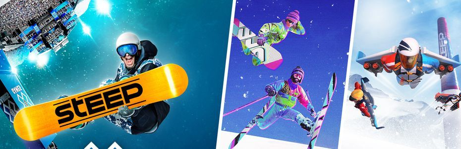 Steep reprend du service avec le Pass X Games