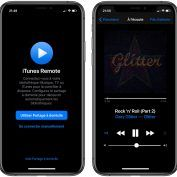 Apple met à jour iTunes Remote:  mode sombre sur iOS 13 et support de macOS Catalina