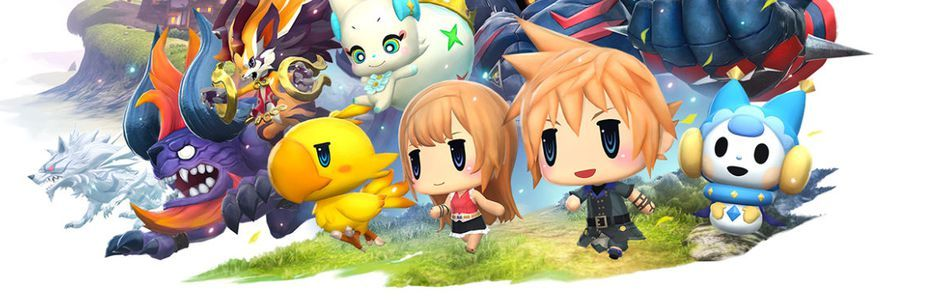 Tokyo game show 2018 - World of Final Fantasy Maxima:  Square Enix lance une édition augmentée depuis le TGS 2018