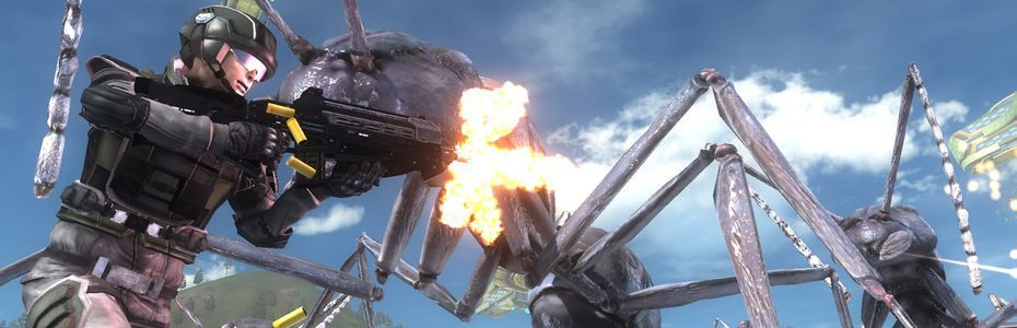 Tokyo game show 2018 - Earth Defense Force 5 prend enfin date en Europe et en Amérique