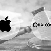 IPhone:  Apple veut faire invalider 4 brevets de Qualcomm