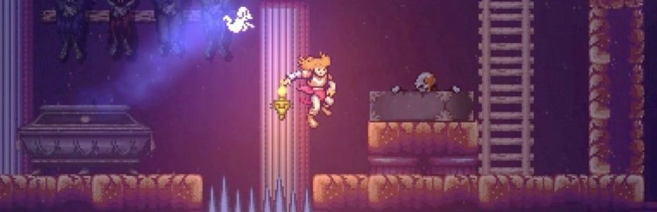 Battle Princess Madelyn part à l'aventure le 6 décembre
