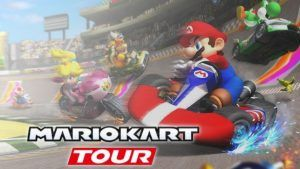 Mario Kart sur mobile arrive sur iPhone en mars